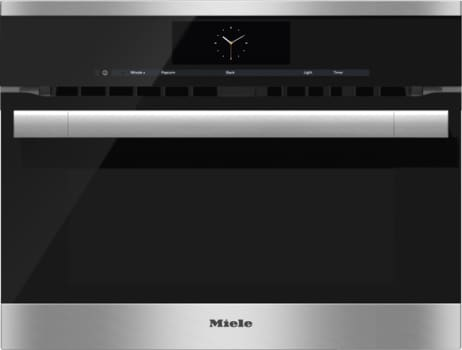 Miele ContourLine M-Touch Series H6700BM - Clean Touch Steel with ContourLine Handle