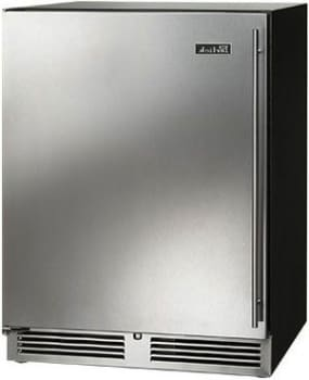 "Perlick ADA Compliant Models HA24FB32L - 24"" ADA-Compliant Freezer (also available for custom panel installation!)"