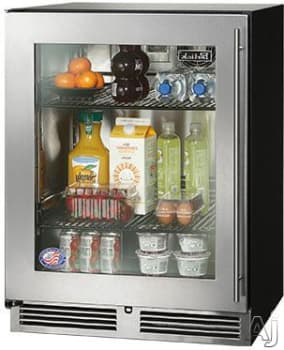 "Perlick ADA Compliant Models HA24RB34L - 24"" ADA-Compliant Refrigerator (also available for custom panel installation!)"