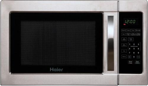 Haier HMC1035SESS - 1.0 cu. ft. Countertop Microwave