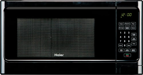 Haier HMC1120BE - Countertop Microwave in Black from Haier