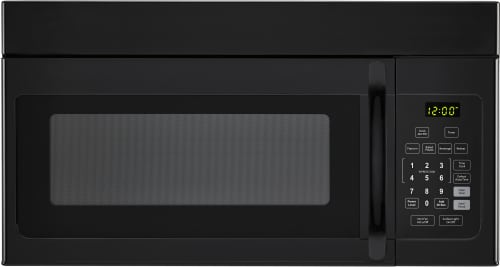 Haier HMV1640AHB - Over the Range Microwave in Black from Haier