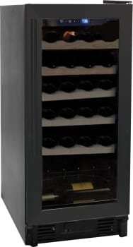 Haier HVCE15DBH - 26-Bottle Wine Cellar from Haier
