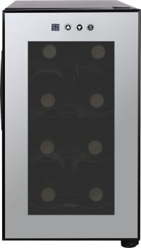 Haier HVTEC08ABS - 8 Bottle Wine Cellar