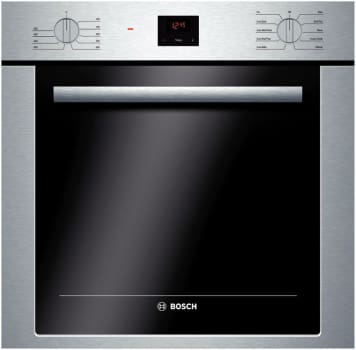 "Bosch 500 Series HBE5451UC - 24"" 500 Series Stainless Steel Single Wall Oven"