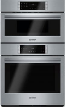 "Bosch 800 Series HBL8752UC - Bosch's 800 Series 30"" Speed Combination Oven in Stainless Steel, model # HBL8752UC"