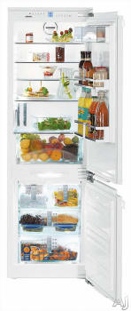 "Liebherr Premium Plus Series HC1070 - 24"" Fully Integrated Refrigerator/Freezer"
