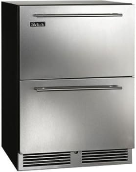 "Perlick C-Series HC24RB3DRAWERS - 24"" C-Series Refrigerator Drawers"