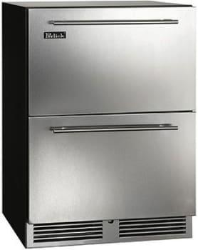"Perlick C-Series HC24RB35 - 24"" C-Series Refrigerator Drawers"