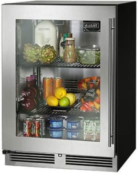 "Perlick C-Series HC24RB33L - 24"" C-Series Refrigerator"
