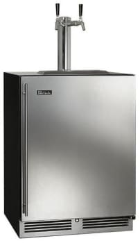 Perlick C-Series HC24TB2L2 - Front View