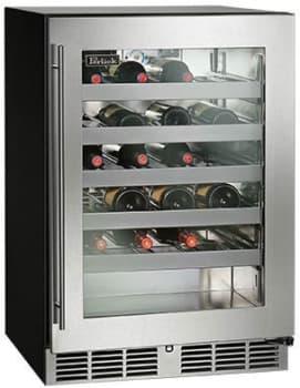 "Perlick C-Series HC24WB34R - 24"" C-Series Wine Reserve"