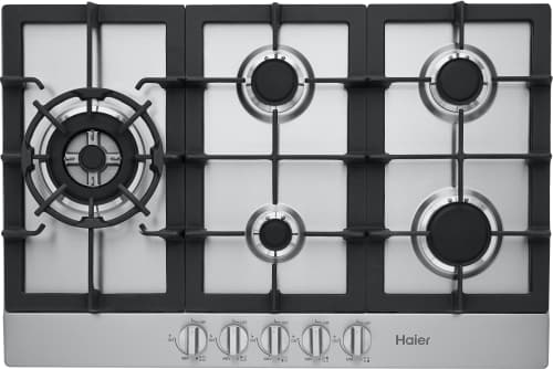 Haier HCC3230AGS - 5-Burner Gas Cooktop from Haier