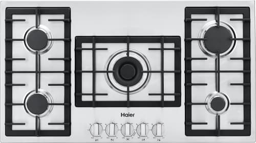 Haier HCC6430AGS - 36 Inch Gas Cooktop from Haier