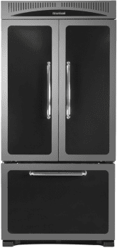 "Heartland Classic Collection HCFDR23BLK - 36"" Heartland Classic French Door Refrigerator - Featured View"