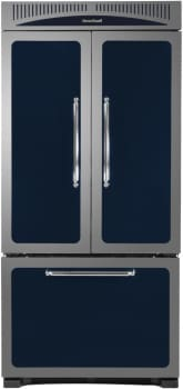 "Heartland Classic Collection HCFDR23CBL - 36"" Heartland Classic French Door Refrigerator - Featured View"