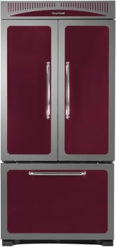 "Heartland Classic Collection HCFDR23CRN - 36"" Heartland Classic French Door Refrigerator - Featured View"