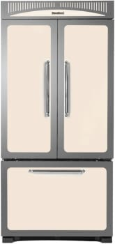 "Heartland Classic Collection HCFDR23IVY - 36"" Heartland Classic French Door Refrigerator - Featured View"