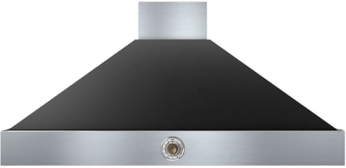 Superiore Deco Series HD481ACNB - Black Wall Mount Range Hood