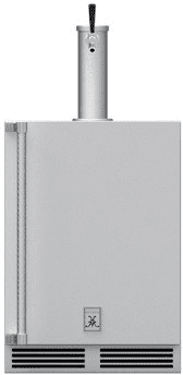 Hestan GFDSX241 - Single Tap Beer Dispenser