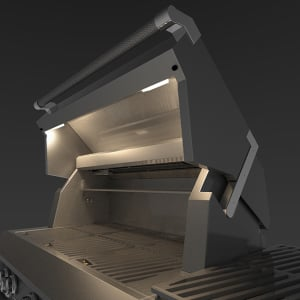 Hestan GABR30YW - Under-Hood Lighting