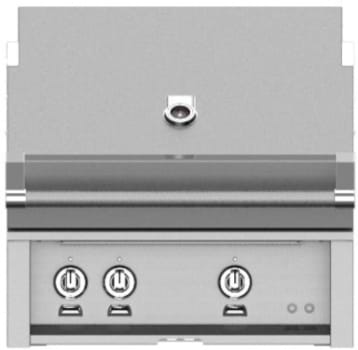"Hestan GMBR30WH - Hestan 30"" Grill"