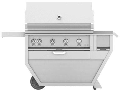 "Hestan GABR42CXDG - 61"" Freestanding Grill"