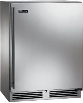Perlick Signature Series HH24BS32R - Solid Door, Right Hinge