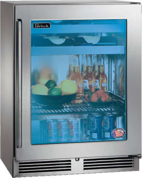 "Perlick Signature Series HH24BO34R - 24"" Signature Series Sottile Outdoor Beverage Center"