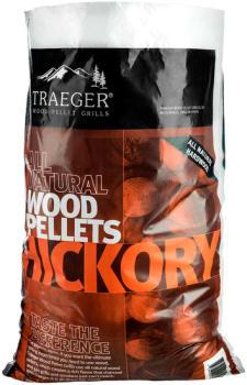 Traeger PEL319 - Hickory BBQ Pellets