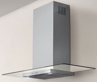 Faber HIGH1 - High1 Wall-Mount Duct Cover (glass hood not included)