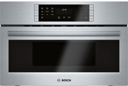 "Bosch 800 Series HMC87152UC - Bosch HMC87152UC 800 Series 27"" Speed Oven in Stainless Steel"