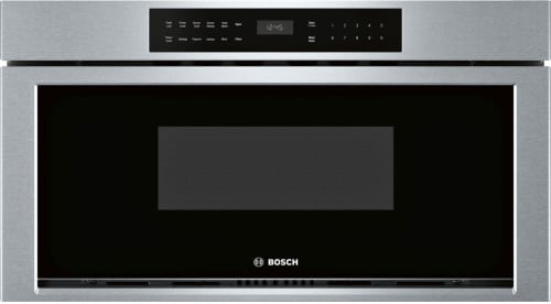 "Bosch 800 Series HMD8053UC - Bosch 800 Series 30"" Microwave Drawer"