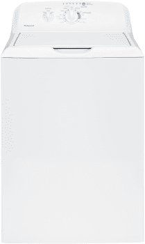 GE HTW200ASKWW - Top Load Washer from GE Hotpoint