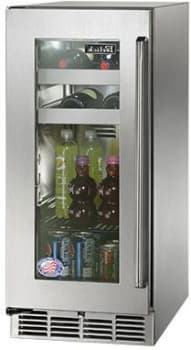 "Perlick Signature Series HP15BS33L - 15"" Signature Series Outdoor Beverage Center"