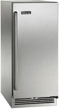 "Perlick Signature Series HP15RO32R - 15"" Signature Series Outdoor Refrigerator (also available as ready custom panels!)"