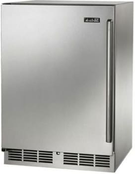 "Perlick Signature Series HP24BS32L - 24"" Signature Series Beverage Center (also available as ready for custom panels!)"