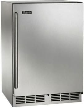 "Perlick Signature Series HP24BO32R - 24"" Signature Series Beverage Center (also available as ready for custom panels!)"