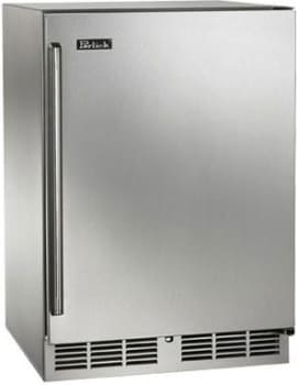 "Perlick Signature Series HP24DO3 - 24"" Signature Series Dual-Zone Wine Reserve (also available as ready for custom panels!)"