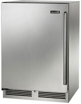 "Perlick Signature Series HP24FS32L - 24"" Signature Series Freezer (also available as ready for custom panels!)"