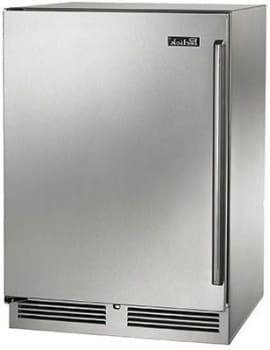 "Perlick Signature Series HP24RS32L - 24"" Signature Series Refrigerator (also available as ready for custom panels!)"