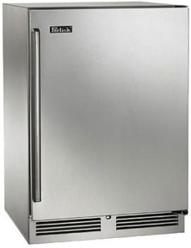"Perlick Signature Series HP24RO32R - 24"" Signature Series Refrigerator (also available as ready for custom panels!)"