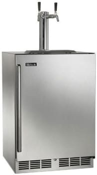 "Perlick Signature Series HP24TS32R1 - 24"" Beer Dispenser (also available for 1-faucet 1/4 barrel!)"