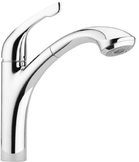 Hansgrohe Allegro E Series 04076 - Chrome