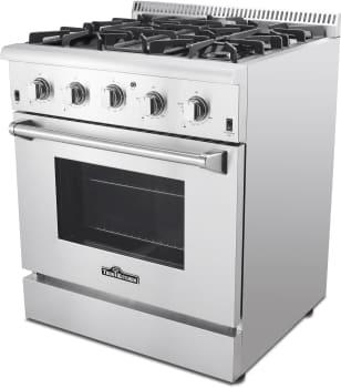 Thor Kitchen HRG3026U - Side View