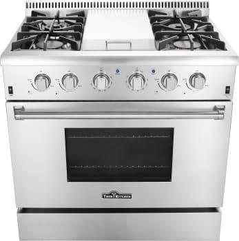 Thor Kitchen HRG3617U - Front View