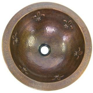 Houzer The Hammerwerks Collection HWFAMRF - Copper