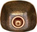 Houzer The Hammerwerks Collection HWSCHBF - Copper