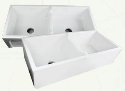 Nantucket Sinks Cape Collection Hyannis HYANNIS39DBL - Farmhouse Apron Sink from Nantucket