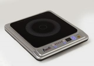 Avanti Ihp1501 12 Inch Portable Induction Cooktop